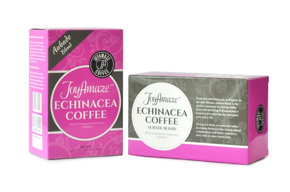 JoyAmaze Echinacea Herbal Coffee