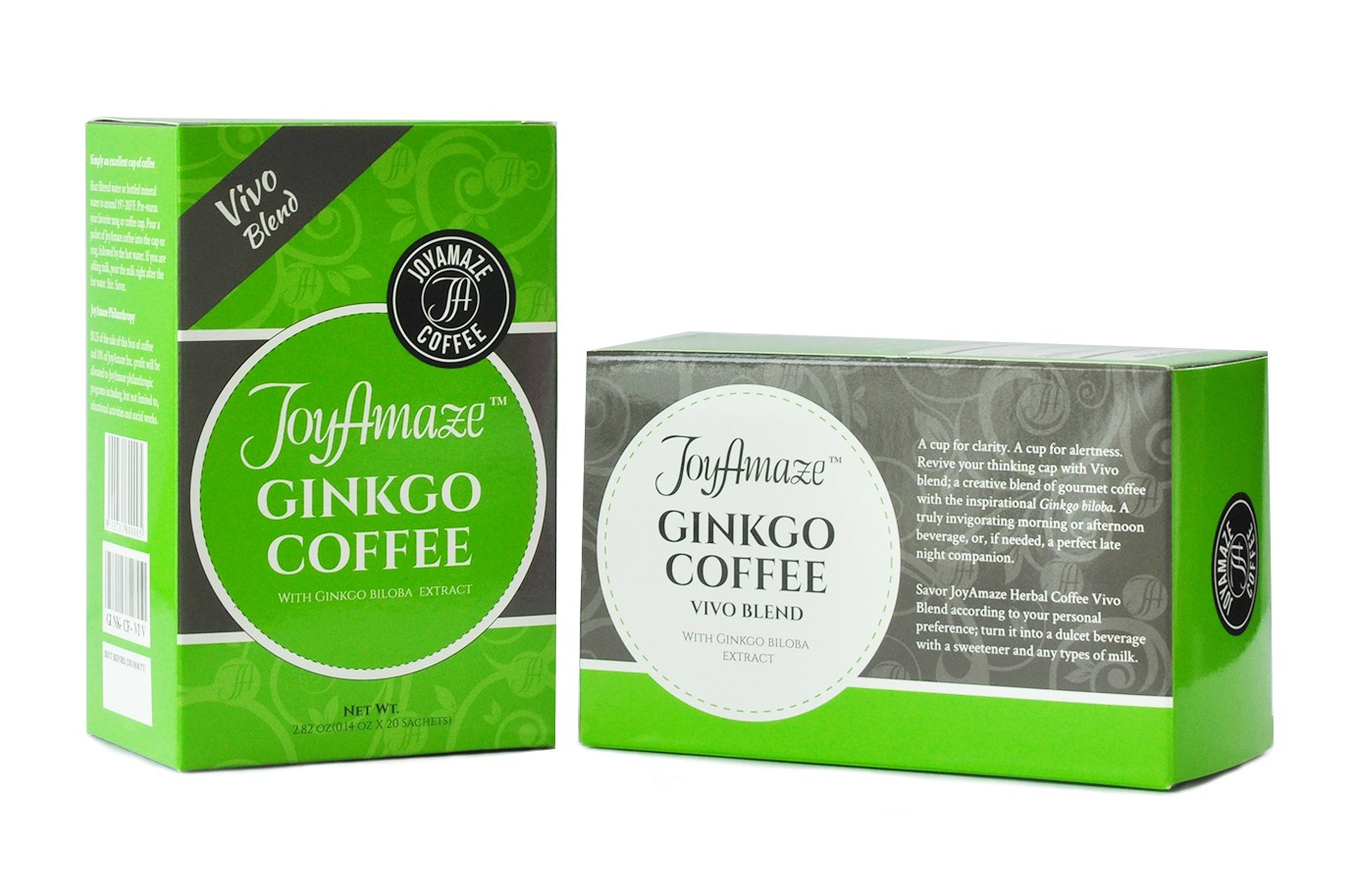 JoyAmaze Ginkgo Herbal Coffee